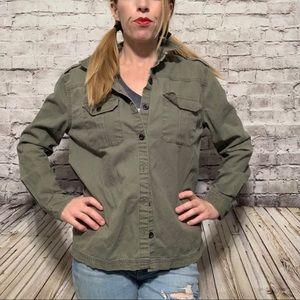 ‼️F21 ARMY Jacket Size M‼️